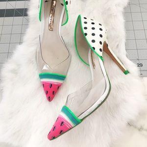 Sofia Webster heels